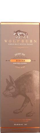 Wolfburn Aurora 70cl