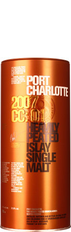 Port Charlotte 2007 Heavy Peated CC:01 70cl