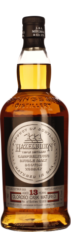 Hazelburn 13 years Oloroso Sherry Cask 70cl