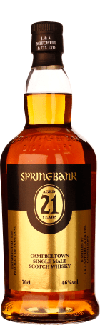 Springbank 21 years Single Malt 2017 70cl