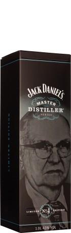 Jack Daniels Master Distillers No.4 1ltr