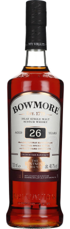 Bowmore 26 years Single Malt French Oak Barrique 70cl