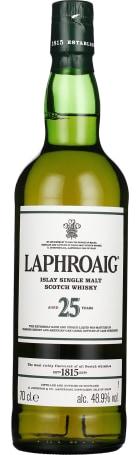 Laphroaig 25 years Single Malt 2017 Release 70cl