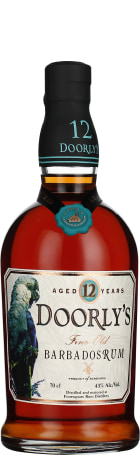 Doorly's Rum 12 years 70cl