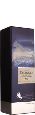Talisker 25 years Single Malt 2017 70cl