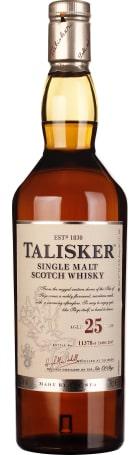 Talisker 25 years Single Malt 2017 70cl