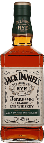 Jack Daniels Straight Rye 70cl