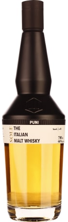 Puni Sole 4 years Italian Single Malt 70cl