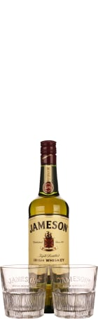 Jameson Giftset 70cl