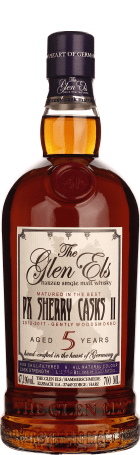 Glen Els 5 years PX Sherry Cask 70cl