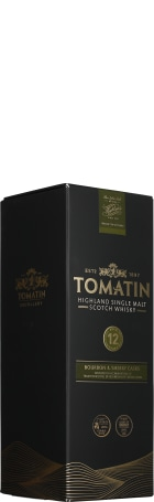 Tomatin 12 years Single Malt 1ltr