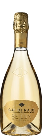 Ca'Di Rajo Be Lux Spumante Chardonnay 75cl