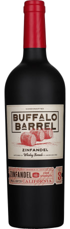 Buffalo Barrel Zinfandel Barrel Aged 75cl