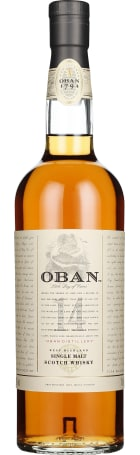 Oban 14 years Single Malt 70cl