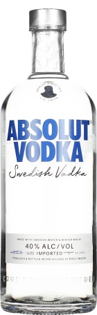 Absolut Vodka 1ltr