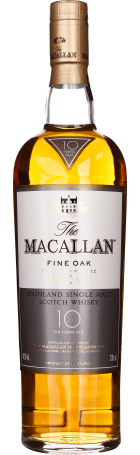 The Macallan 10 years Fine Oak 70cl