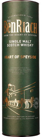 Benriach Heart of Speyside Single Malt 70cl