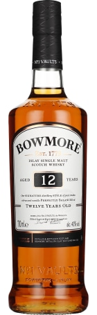 Bowmore 12 years Single Malt 70cl