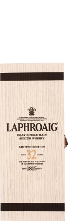 Laphroaig 32 years Single Malt Limited Edition 70cl