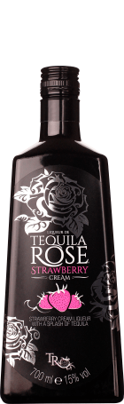 Tequila Rose Strawberry Cream 70cl