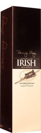 Danny Boy Irish whiskey 70cl