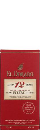 El Dorado 12 years 70cl