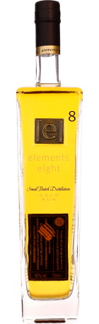Elements 8 Anejo Gold 70cl
