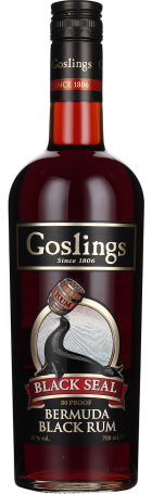 Gosling's Rum Black Seal 70cl
