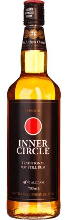 Inner Circle Red Dot Rum 70cl