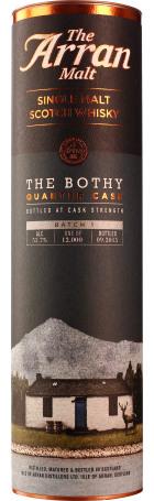 Arran The Bothy Quarter Cask Batch 1 70cl