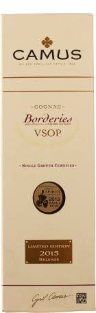 Camus VSOP Borderies Limited Edition 1ltr