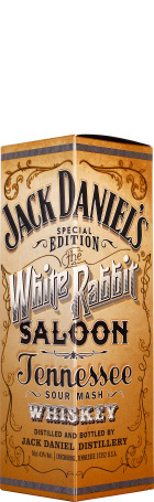 Jack Daniels White Rabbit Saloon 70cl