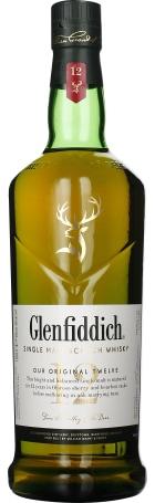 Glenfiddich 12 years Single Malt 1ltr