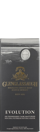Glenglassaugh Evolution Single Malt 70cl