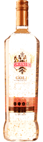 Smirnoff Vodka Gold - Cinnamon 1ltr