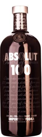 Absolut Vodka 100 1ltr