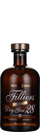 Filliers 28 Dry Gin 50cl