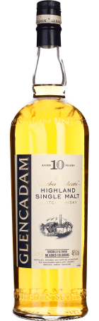 Glencadam 10 years Single Malt 1ltr