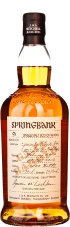 Springbank 9 years Gaja Barolo Wood Expression 70cl
