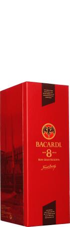 Bacardi 8anos 1ltr