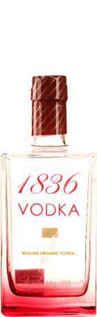 1836 Belgian Organic Vodka 70cl