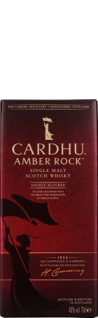 Cardhu Amber Rock 70cl