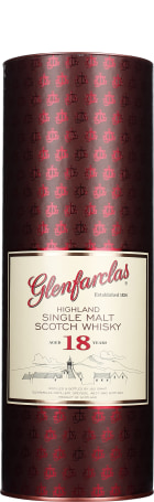 Glenfarclas 18 years Single Malt 1ltr