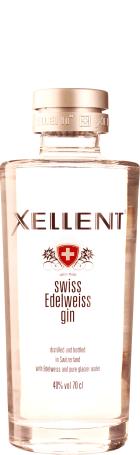 Xellent Edelweiss Gin 70cl