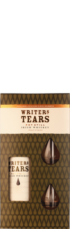 Writers Tears Pot Still Giftset 70cl
