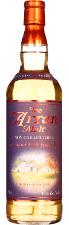 Arran 7 years non chill filtered 70cl