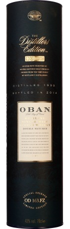 Oban Distillers Edition 1999-2014 70cl