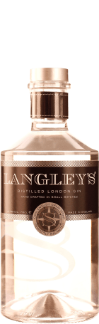 Langley's Nr 8 Distilled London Gin 70cl