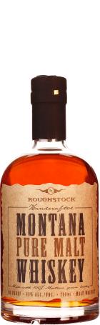 Roughstock Montana Single Malt Whiskey 70cl