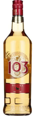 Osborne Brandy 103 Solera 1ltr